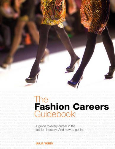 The Fashion Careers Guidebook Paperback